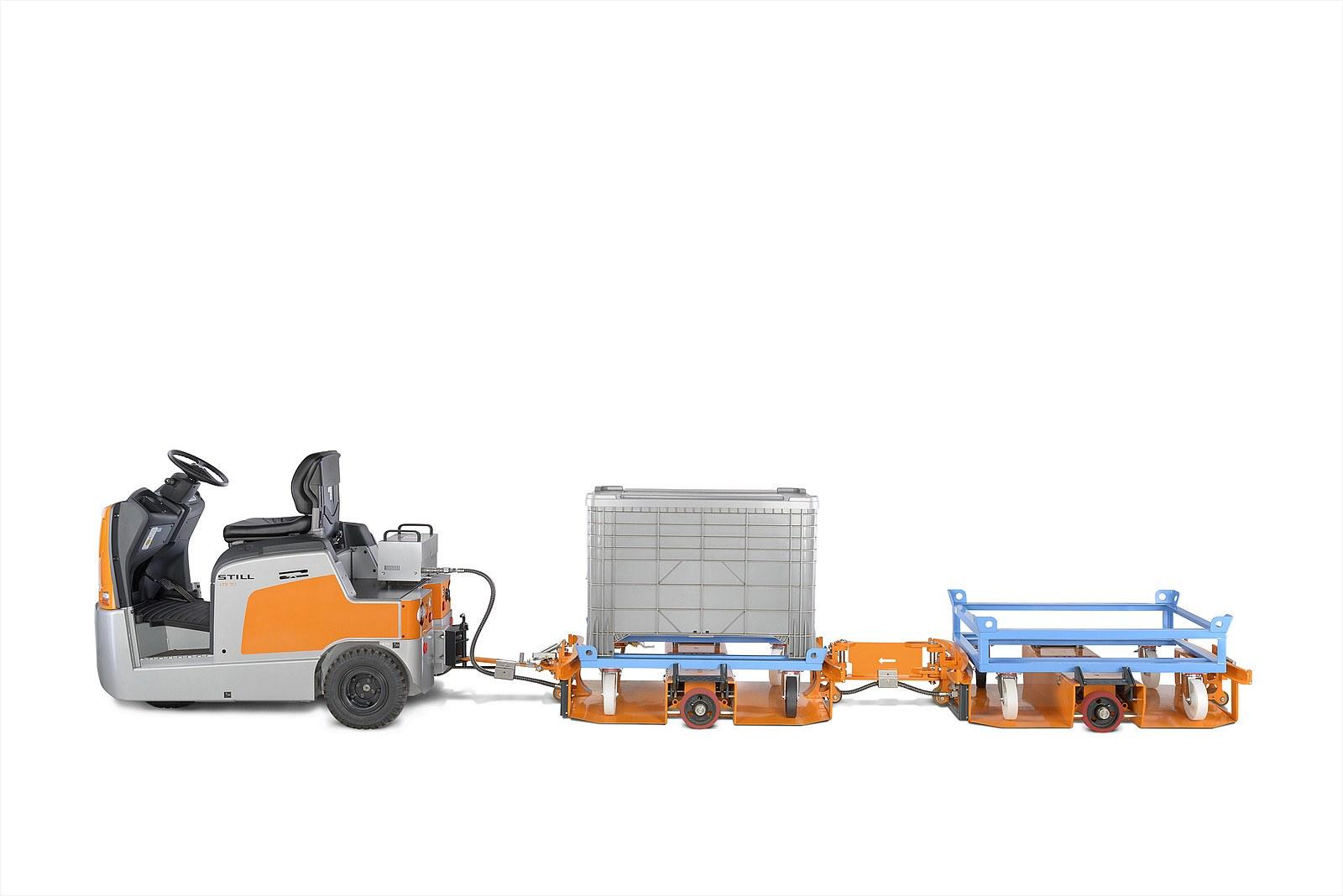 Liftrunner®: Beratung, Automatisierung, Customization   LR Intralogistik